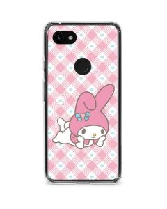 My Melody Posing Google Pixel 3a Clear Case