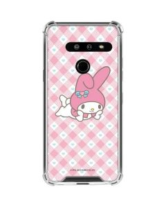 My Melody Posing LG G8 ThinQ Clear Case