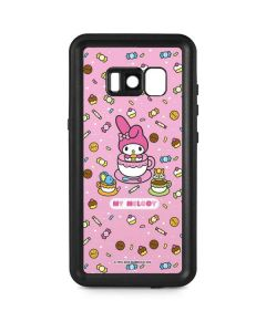 My Melody Sweet Treats Galaxy S8 Plus Waterproof Case