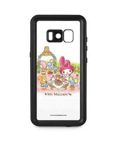 My Melody Tea Party Galaxy S8 Waterproof Case