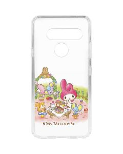 My Melody Tea Party LG V40 ThinQ Clear Case