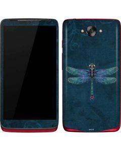 Mystical Dragonfly Motorola Droid Skin