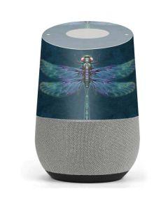 Mystical Dragonfly Google Home Skin