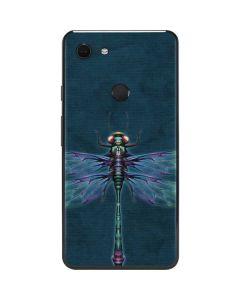Mystical Dragonfly Google Pixel 3 XL Skin
