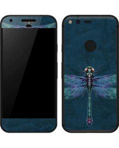 Mystical Dragonfly Google Pixel Skin