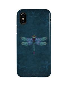 Mystical Dragonfly iPhone X Pro Case