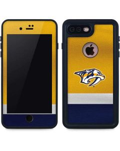 Nashville Predators Alternate Jersey iPhone 7 Plus Waterproof Case