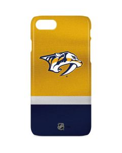 Nashville Predators Alternate Jersey iPhone 8 Lite Case