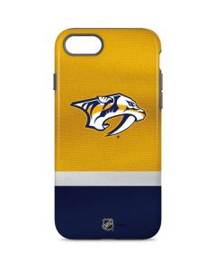 Nashville Predators Alternate Jersey iPhone 8 Pro Case