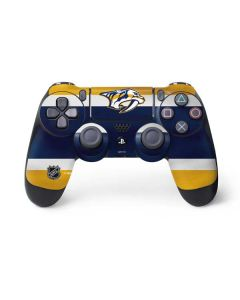 Nashville Predators Alternate Jersey PS4 Controller Skin