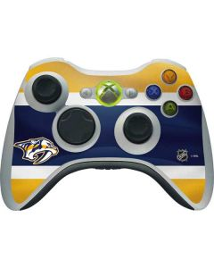 Nashville Predators Alternate Jersey Xbox 360 Wireless Controller Skin