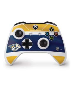Nashville Predators Alternate Jersey Xbox One S Controller Skin