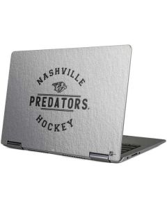 Nashville Predators Black Text Yoga 710 14in Skin