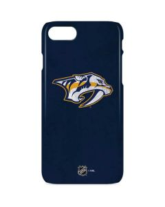 Nashville Predators Distressed iPhone 8 Lite Case