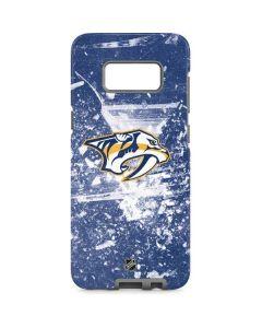 Nashville Predators Frozen Galaxy S8 Pro Case