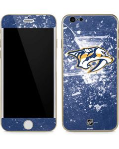 Nashville Predators Frozen iPhone 6/6s Skin