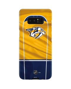 Nashville Predators Jersey Galaxy Note 8 Lite Case