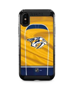 Nashville Predators Jersey iPhone XS Cargo Case