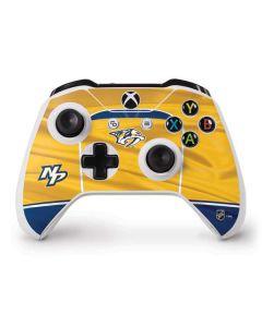 Nashville Predators Jersey Xbox One S Controller Skin