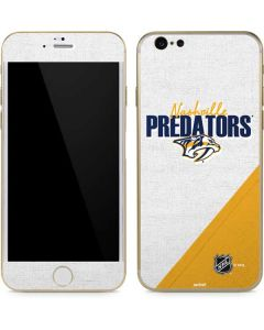 Nashville Predators Script iPhone 6/6s Skin