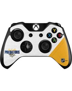 Nashville Predators Script Xbox One Controller Skin