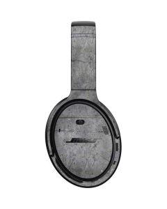 Natural Grey Concrete Bose QuietComfort 35 II Headphones Skin