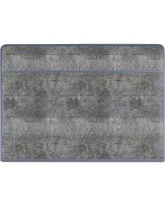 Natural Grey Concrete Galaxy Book Keyboard Folio 12in Skin