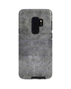 Natural Grey Concrete Galaxy S9 Plus Pro Case