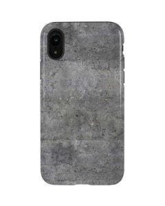 Natural Grey Concrete iPhone XR Pro Case