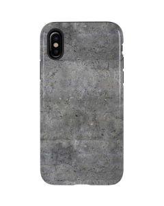 Natural Grey Concrete iPhone XS Pro Case