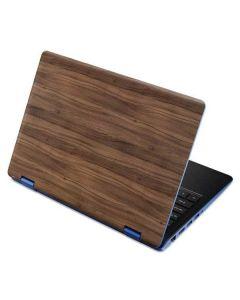 Natural Walnut Wood Aspire R11 11.6in Skin
