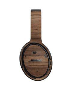 Natural Walnut Wood Bose QuietComfort 35 II Headphones Skin