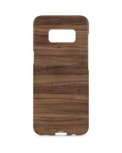 Natural Walnut Wood Galaxy S8 Plus Lite Case