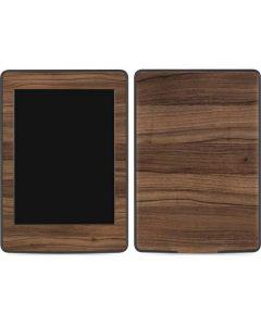 Natural Walnut Wood Amazon Kindle Skin