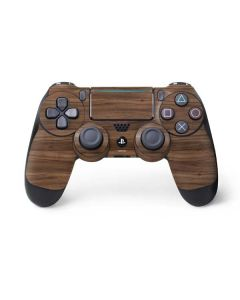 Natural Walnut Wood PS4 Pro/Slim Controller Skin