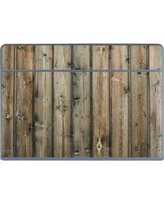 Natural Weathered Wood Galaxy Book Keyboard Folio 12in Skin