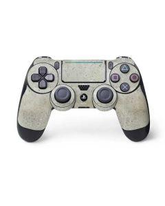 Natural White Concrete PS4 Pro/Slim Controller Skin