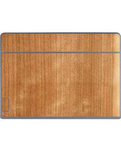 Natural Wood Galaxy Book Keyboard Folio 12in Skin