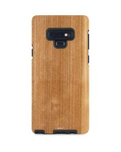 Natural Wood Galaxy Note 9 Pro Case