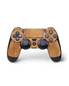 Natural Wood PS4 Pro/Slim Controller Skin
