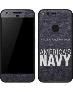 Navy: A Global Force for Good Google Pixel Skin
