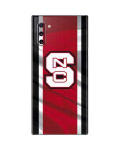 NC State Flag Galaxy Note 10 Skin