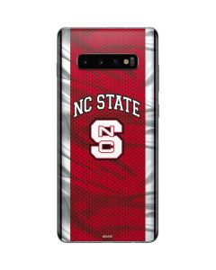 NC State Flag Galaxy S10 Plus Skin
