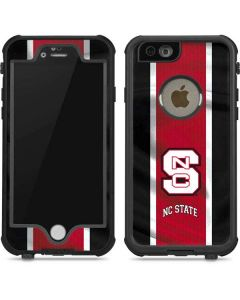 NC State Flag iPhone 6/6s Waterproof Case