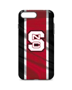 NC State Flag iPhone 8 Plus Pro Case