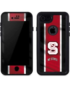 NC State Flag iPhone 8 Waterproof Case