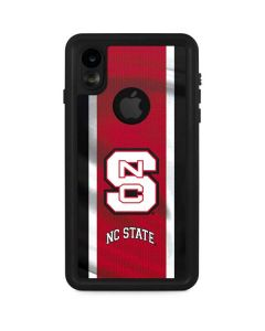 NC State Flag iPhone XR Waterproof Case