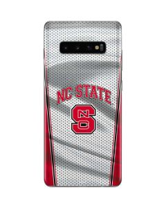 NC State Galaxy S10 Plus Skin