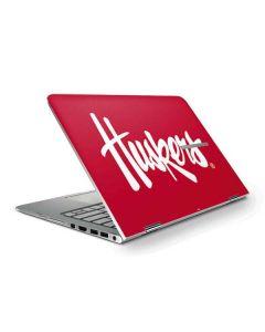 Nebraska Huskers Red HP Stream Skin