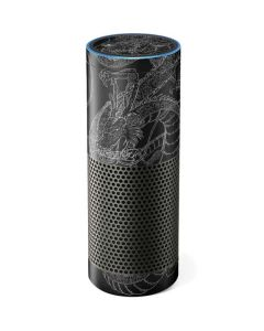 Negative Shenron Amazon Echo Skin